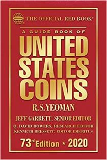 2020 73RD RED BOOK COINS GUIDE