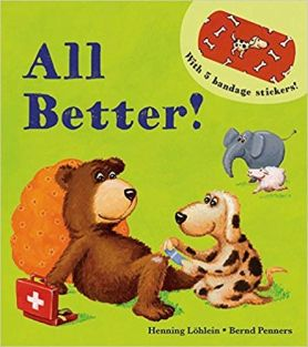 ALL BETTER! BOOK #63624 BY USB