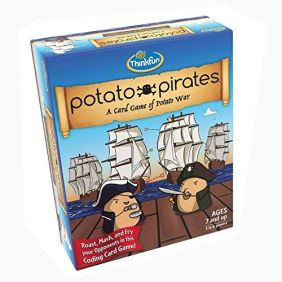 POTATO PIRATES GAME #1930 BY T