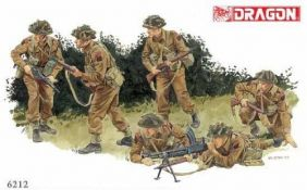1/35 BRITISH INFANTRY NORMANDY