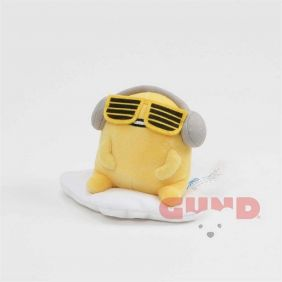 GUDETAMA WITH HEADPHONES PLUSH