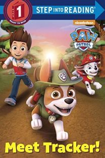 PAW PATROL: MEET TRACKER!-STEP 1