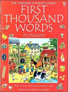 FIRST THOUSAND WORDS IN ENGLIS