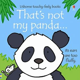 THAT'S NOT MY PANDA... TOUCHY-FEELY BOOK