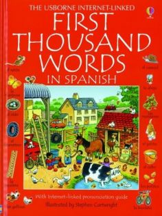 FIRST THOUSAND WORDS/SPANISH