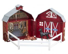 FRIENDSHIP FOALS POCKET BARN-S