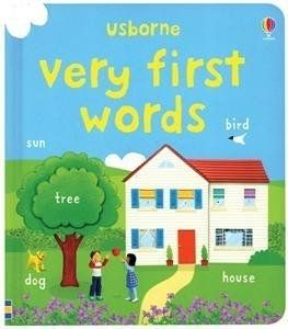 VERY FIRST WORDS BOARD BOOK #5
