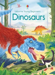 DINOSAURS YOUNG BEGINNERS BOOK