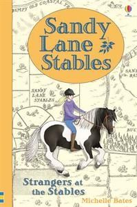 STRANGERS AT THE STABLES-SANDY