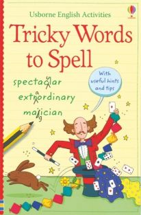 TRICKY WORDS TO SPELL BOOK