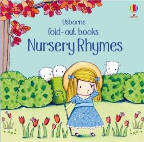 NURSERY RHYMES FOLD-OUT BOOKS