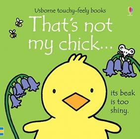 THAT'S NOT MY CHICK...TOUCHY-FEELY BOOK