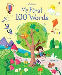 MY FIRST 100 WORDS BOARD BOOK