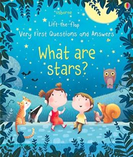 WHAT ARE STARS? LIFT-THE-FLAP