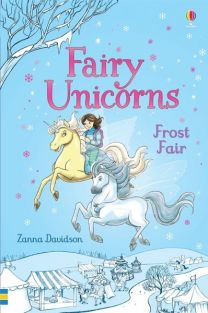 FAIRY UNICORNS FROST FAIR BOOK