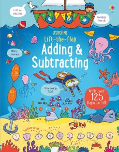 ADDING & SUBTRACTING LIFT-THE-FLAP