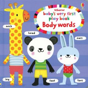 BABY'S VERY FIRST PLAY BOOK-BK