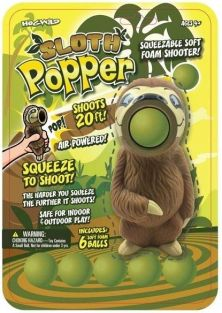 SLOTH POPPER #54359 BY HOG WILD