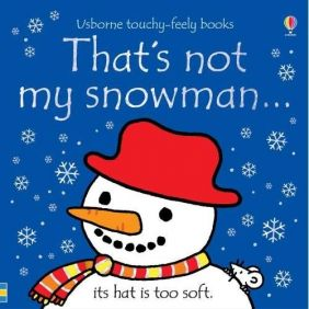 THAT'S NOT MY SNOWMAN... TOUCH