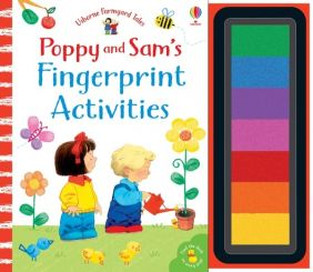 POPPY AND SAM'S FINGERPRINT ACTIVITIES