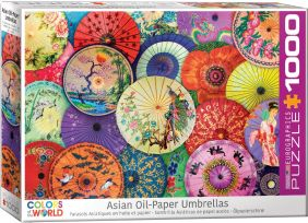 ASIAN OIL PAPER UMBRELLAS 1000
