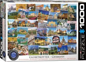 GLOBETROTTER: GERMANY 1000-PIE