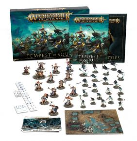 TEMPEST OF SOULS-AGE OF SIGMAR