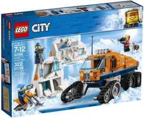 ARCTIC SCOUT TRUCK-CITY SET