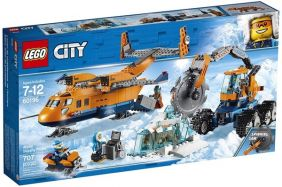 ARCTIC SUPPLY PLANE-CITY SET