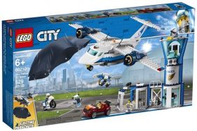 SKY POLICE AIR BASE-CITY SET