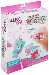 DIY COLOR ME SQOOSHIES BUDDY K