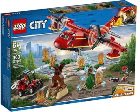 FIRE PLANE-CITY SET