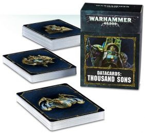 DATACARDS: THOUSAND SONS #43-2