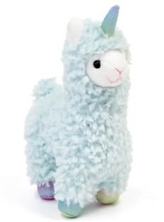 "LLAMACORN CHATTERS 7"" PLUSH"