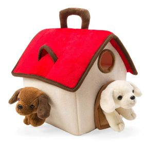 DOGS ON-THE-GO PLAYSET ANIMAL