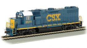 HO GP38-2 CSX DARK FUTURE DIES