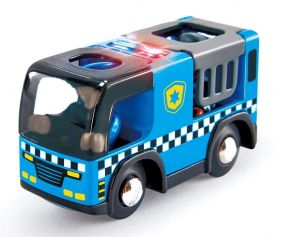 POLICE CAR WITH SIREN #3738 BY