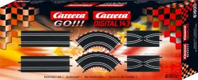 EXTENSION SET 1-GO!!! SLOT CAR