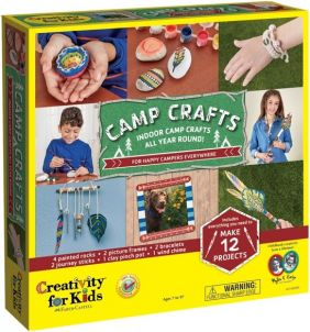 CAMP CRAFTS KIT #6166000 BY CR