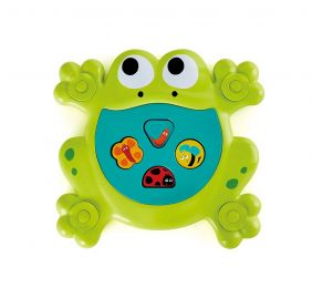 FEED-ME BATH FROG #0209 BY HAPE