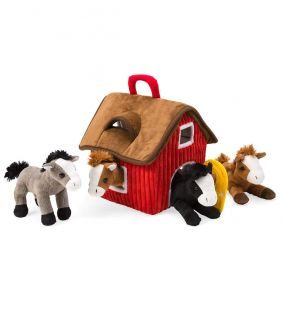 HORSES ON-THE-GO PLAY SET #325