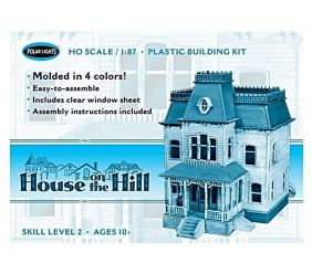 1/87 HOUSE ON THE HILL (PSYCHO