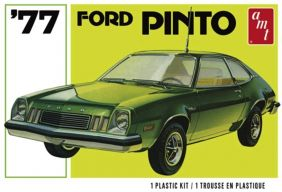 1/25 '77 FORD PINTO MODEL #112