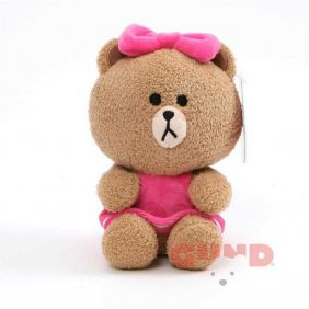 "LINE FRIENDS CHOCO BEAR 7"" #60"