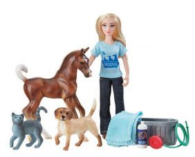 CLASSICS PET GROOMER PONY SET