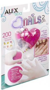 NAILS 2 GO SPA KIT #621030-1 B