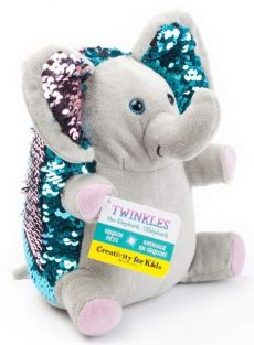 TWINKLES THE ELEPHANT-MINI SEQ