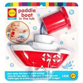 PADDLE BOAT IN THE TUB #624050