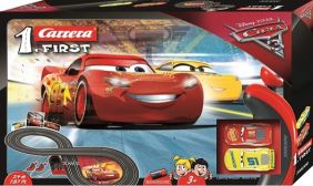 CARS 3 DISNEY 1.FIRST SLOT CAR