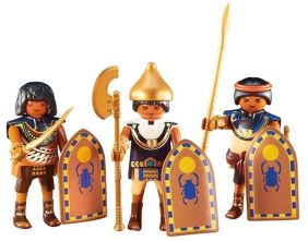 3 EGYPTIAN WARRIORS ADD-ON